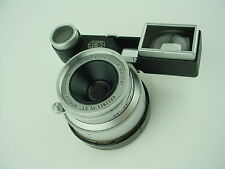 Leica M 35mm f/3.5 Summaron 3.5cm w/Goggles for M2 M3 M4 M5 -Clean Glass