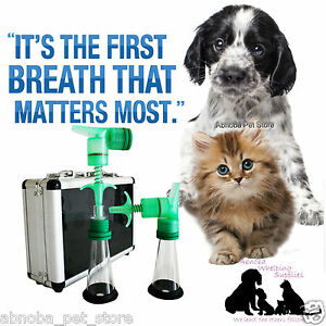 One-Puff-Puppy-amp-Kitten-Aspirator-Resuscitator-Kit-Stimulates-First-Breath