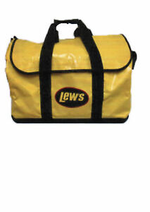 "Lew's Lews All Purpose PVC Speed Boat Bag 18""X12""X12"" NEW FREE US Shipping"