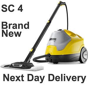 karcher sc4 steam cleaner 2 tank system floor cleaning. Black Bedroom Furniture Sets. Home Design Ideas