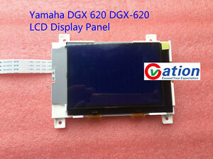 for display for yamaha dgx 620 electric piano dgx 620 lcd. Black Bedroom Furniture Sets. Home Design Ideas