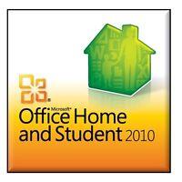 Microsoft Office Home and Student 2010 (Nur Lizenz) (1 PC) - Vollversion für Windows 79G-02024 Software