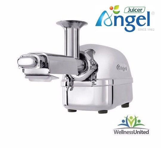 Angel Juicer 8500 Twin Gear Cold Press Juicer - The Top of the range Angel
