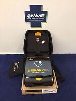 LifePak CR Plus, Warranty, BioMed recertified PN3200731
