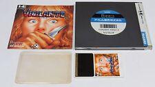 Vigilante by Irem NEC PC Engine HuCard GT Duo-RX LT
