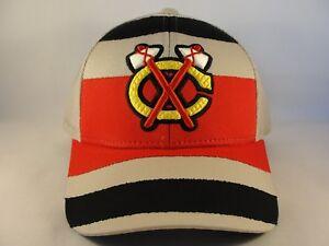 07ec19cdc7d Image is loading Chicago-Blackhawks-NHL-Winter-Classic-CCM-Trucker-Snapback-