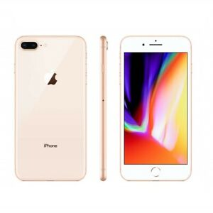 IPHONE-8-Plus-Remis-a-Neuf-64GB-Niveau-B-or-Gold-Original-Apple-Regenere