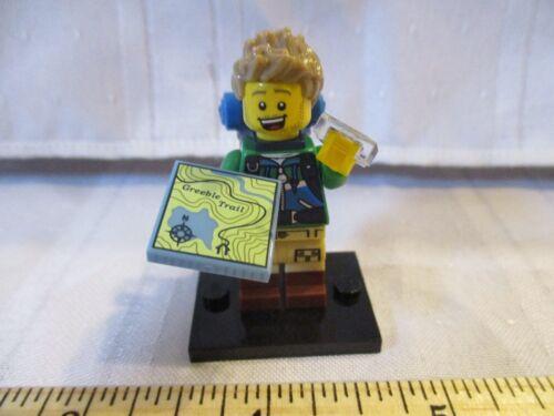 LEGO Blind Bag Series 16 Minifigure Minifig Hiker Mountaineer Explorer Camping