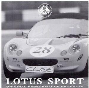 Image Is Loading Lotus Elise Series 1 Sport Parts Price List