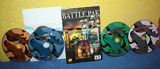 Strategy First's 3 Game Battle Pak PC CD-Rom and Instructions