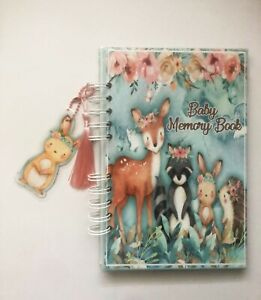 Baby-Journal-Baby-Book-Baby-Journal-And-Memory-Book-Woodland-Pink