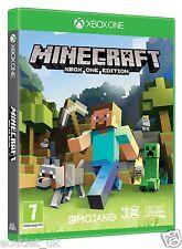 Minecraft Xbox One game BRAND NEW SEALED UK
