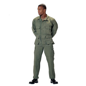 D Fatigue U Anti Chemise Rothco Tactique militaire B déchirures Armée SCFytqw7