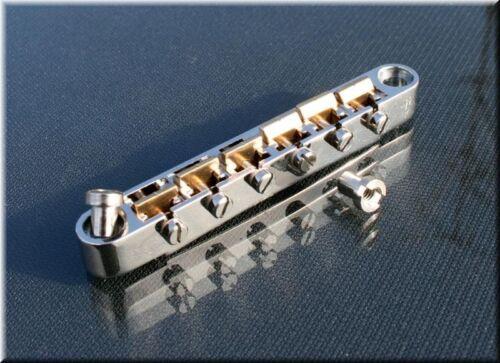 Faber ABR-L-59-BG,ABRL59BG Locking Bridge Inch/&Metric Nickel Gloss Finish 3033