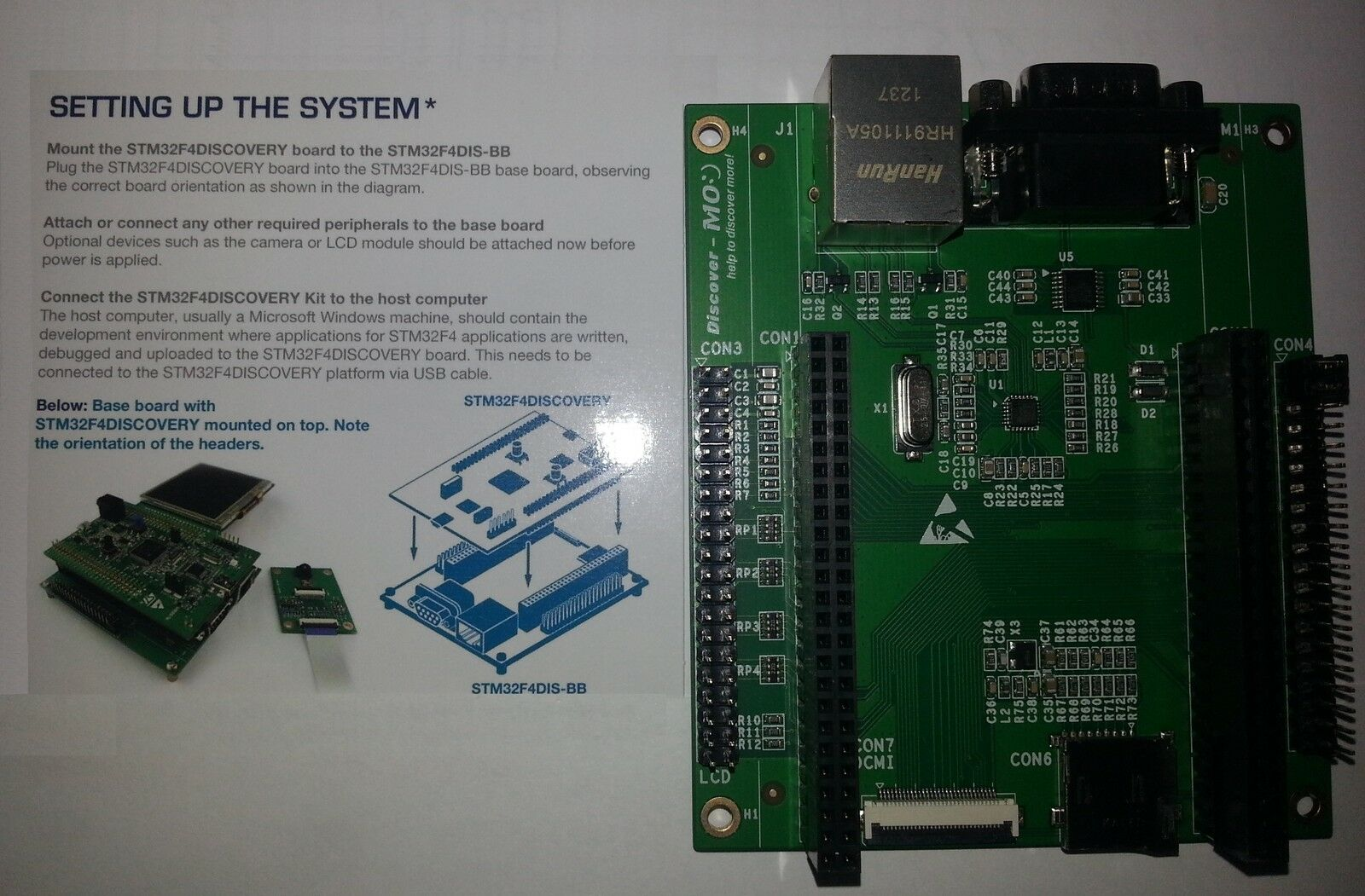 Top 10 Punto Medio Noticias | Stm32f407vgt6 Discovery Board Price