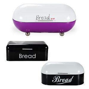 Other Bathroom Items Ingenious Brotkasten Brotbox Metall Bambus Brotbehälter Mit Deckel Bambusdeckel Brot Aufbe Attractive Fashion