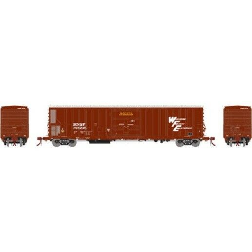 Athearn ' Mechanical Reefer w Sound  BNSF WFE N MIB