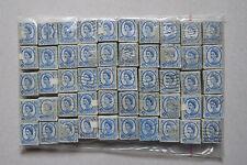 """1953-60 Lot of GB """"Queen Elizabeth II"""" USED 50 Bundlex100 total 5,000 Stamps"""