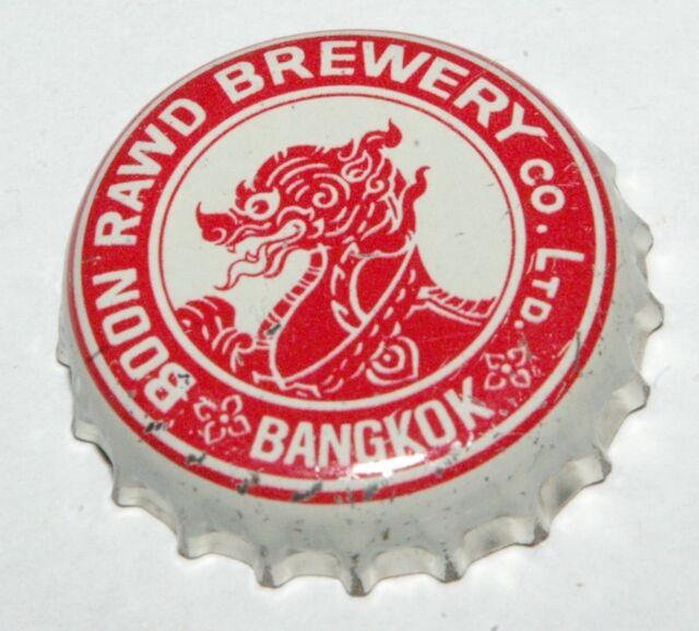 U Thailand 2 x Thai Beer Bottle Top Crown Cap Boon Rawd Brewery
