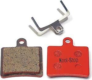 Kool Stop Hope Mini Disc PADS ORGANIC Acier