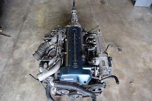 Details about JDM TOYOTA 2JZ GTE VVTI R154 5 SPEED TRANSMISSION ENGINE SWAP  98-01 ARISTO SUPRA