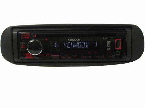 Kenwood USB CD MP3 Aux In Radio Set Fiat Barchetta ab 1995 Tuner ...