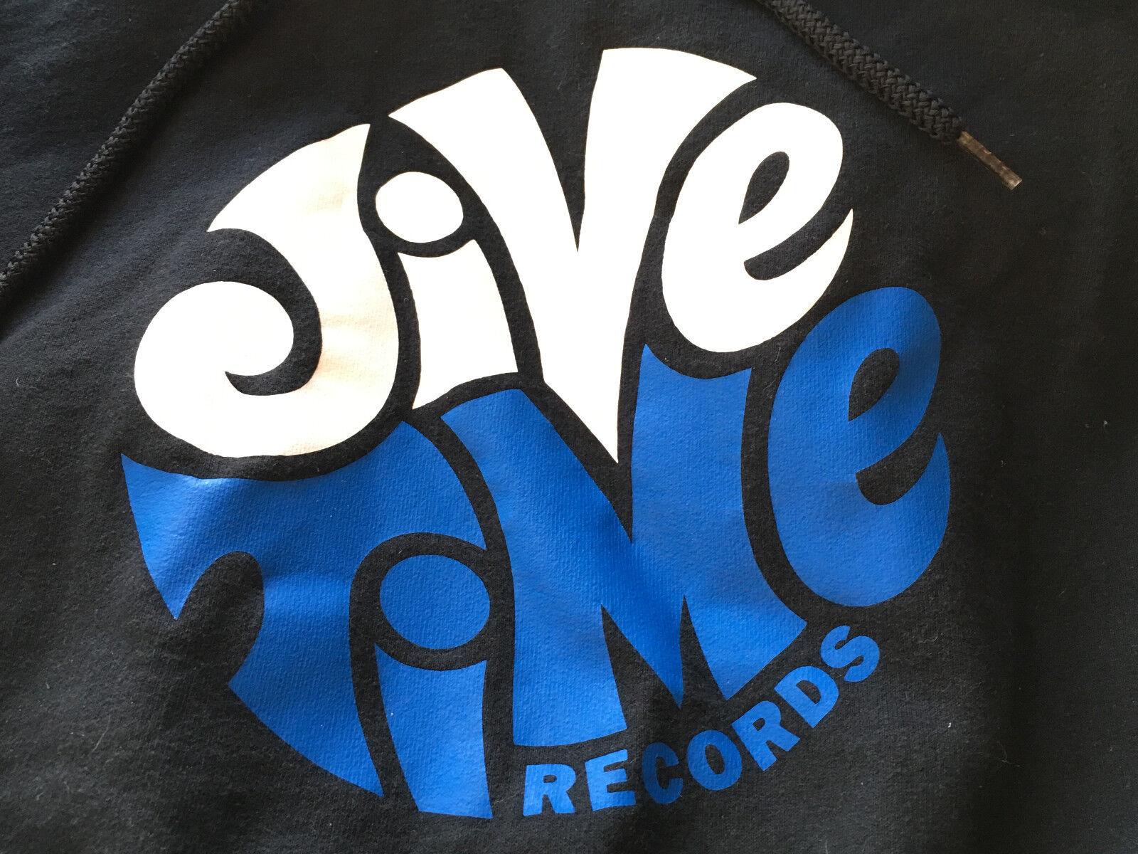 Kapuzenpullover Jive Time Aufzeichnungen mit Kapuze Gilden Heavyweight