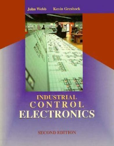 Industrial Control Electronics [2nd Edition]