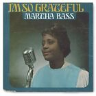 I'm so Grateful 5013929986121 by Martha Bass CD