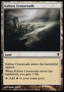 *mrm* English 4x Croisée De Kabira (kabira Crossroads ) Mtg Zendikar 3t8a9d4f-07233930-495861355