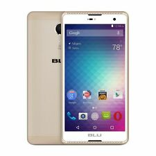 BLU Advance 5.5 HD -Unlocked Dual Sim Smartphone - US GSM GOLD