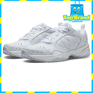 WOMENS-NEW-BALANCE-Slip-Resistant-626-WHITE-CROSS-TRAINERS-ALL-SIZE-RRP-130