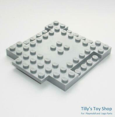 Lego 20x Black 2x3 Plate Thin Studded Tile Brick Part 302126 3021 NEW