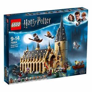 LEGO-Harry-PotteR-75954-La-Grande-Salle-du-chateau-de-Poudlard-NEUF