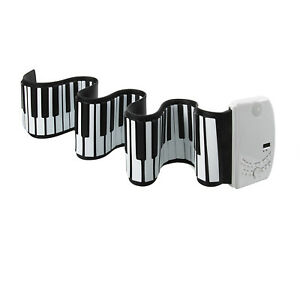 Portable-88-Keys-Roll-Up-MIDI-Silicone-Flexible-Electronic-Music-Keyboard-Piano