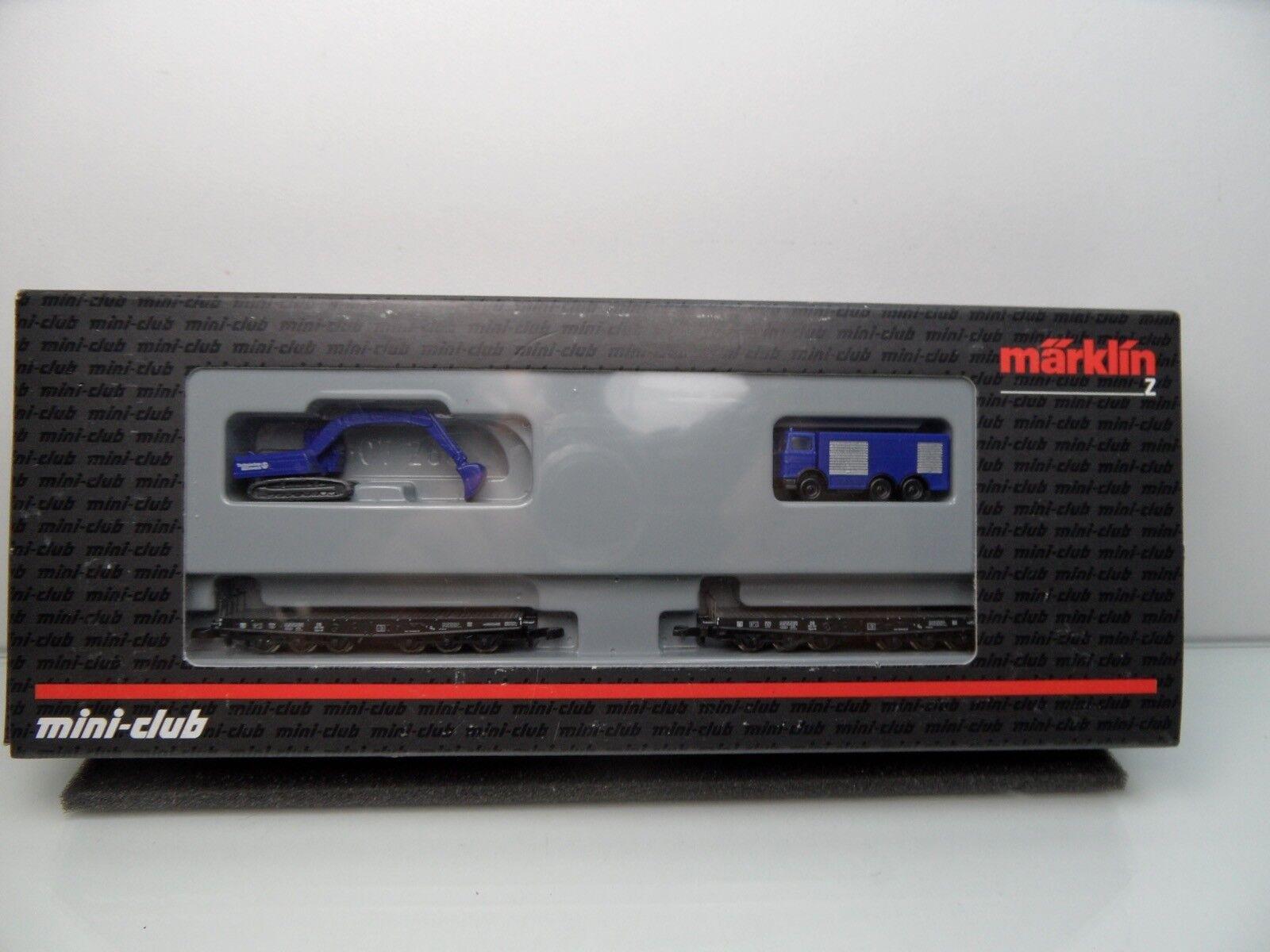 Mini-Club 82354 - Spur Z - DB - 4tlg.Set - TOP in OVP -  1339
