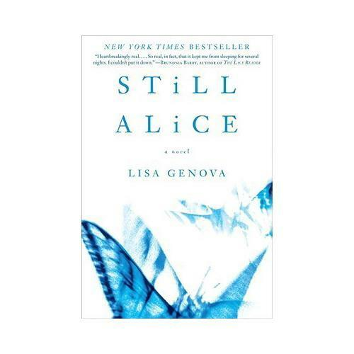 Still Alice by Lisa Genova, Copyright Paperback Collection (Library of Congress)