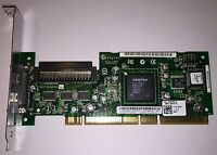 Ibm Adpatec 39r8743 Pci-x Ultra320 Scsi Controller 2 68pin 320 Mbps