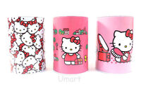 Hello Kitty Piggy Saving Bank Coin Jewelry Tin Money Jar Container Party Gift
