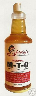 Shapley's ORIGINAL M-T-G Skin Treatment for Horses, Goats  Dogs & Farm Animals