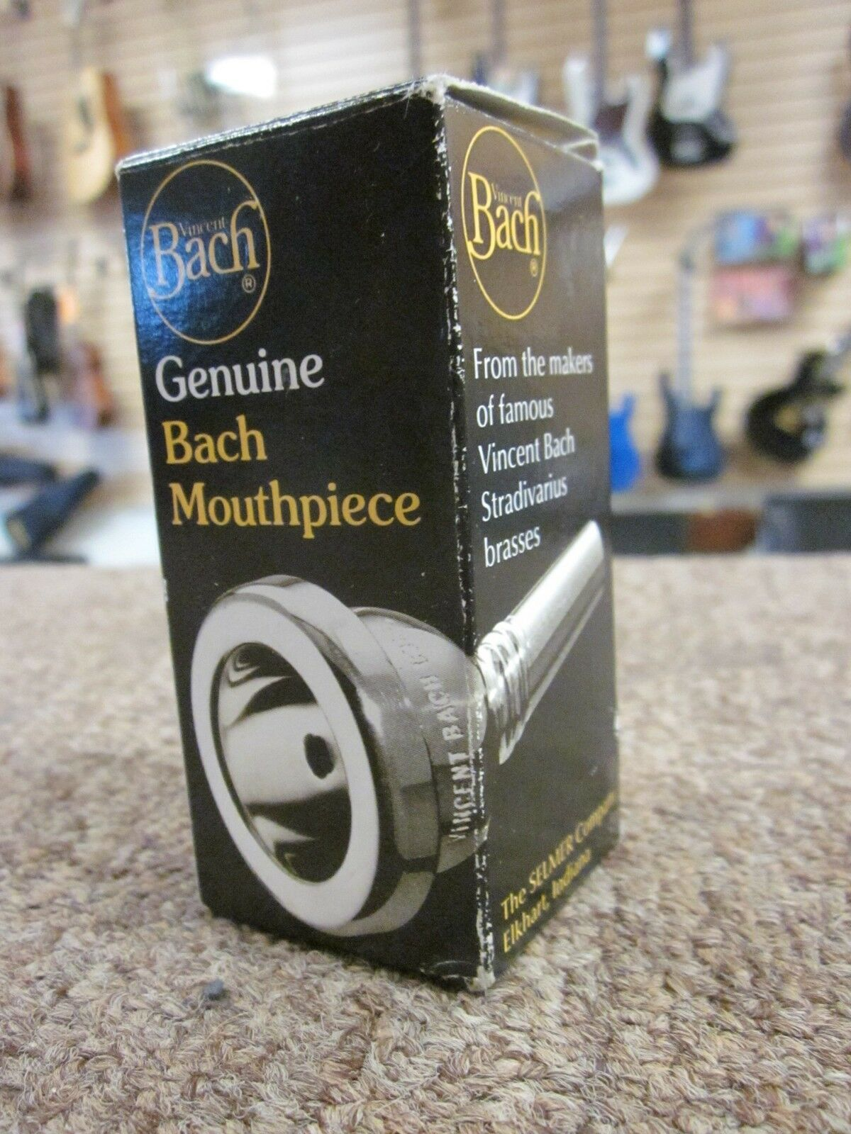 Bach mellophone type M337- cup