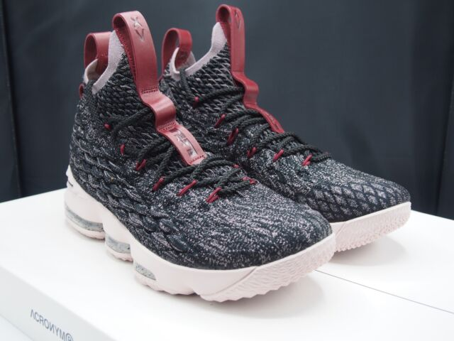147f3abba22e Nike Lebron XV 15 Pride of Ohio 897648-003 Mens Size 10.5 Limited ...