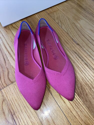 Rothys Berry Point Size 8 - SOLD OUT online