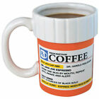 Hnzig Dliph Prescription Mug Pill Bottle Coffee Cup - 12 Oz