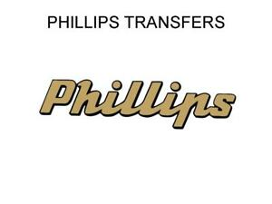 Phillips-Chainguard-Transfers-Decals-Motorcycle-Sold-as-a-Pair-Black-Gold