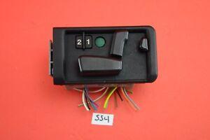 Jc554 1986 1991 Mercedes W126 Passenger Right Side Power Seat Switch 0038202810 Ebay