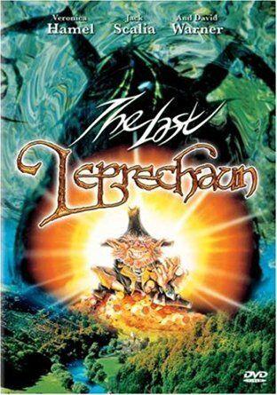 1 of 1 - The Last Leprechaun Veronica Hamel Jack Scalia David Warner (DVD, 2003)