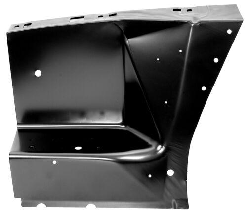 1967-68 MUSTANG FENDER APRON FR RH 67-68