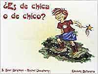 ¿ES DE CHICA O DE CHICO? - S. Bear Bergman. NUEVO. Envío URGENTE. LITERATURA