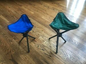 Folding Seat Tripod Portable Travel Fishing Outdoor Camping Stool Mini Chair